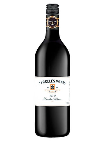 Tyrrell's Wines Vat 9 Hunter Valley Shiraz 2013