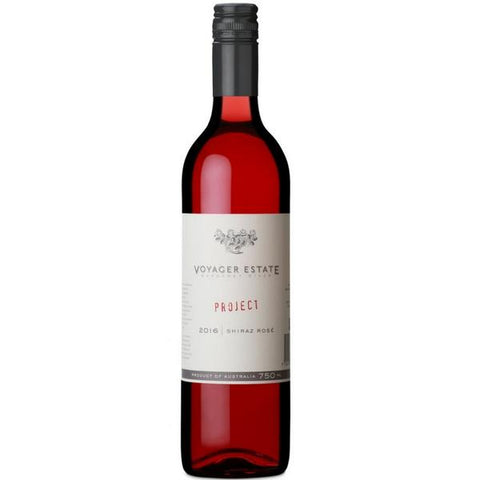 Voyager Estate Project Shiraz Rose 2017 - VINI VINO