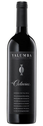 Yalumba The Octavius Old Vine Shiraz 2015 - VINI VINO