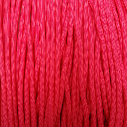 NEON PINK 550 PARACORD