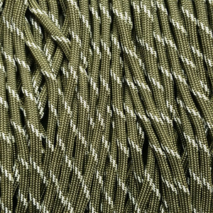 REFLECTIVE OLIVE DRAB 550 PARACORD