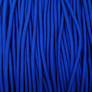 ELECTRIC BLUE 550 PARACORD