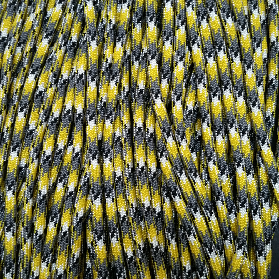 YELLO CAMO 550 PARACORD