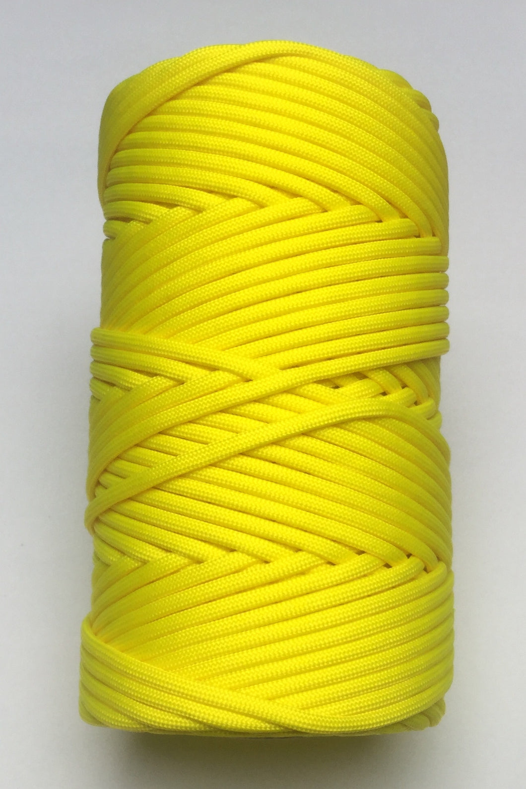NEON YELLOW AMERICAN 550 PARACORD 300 FEET ROLL