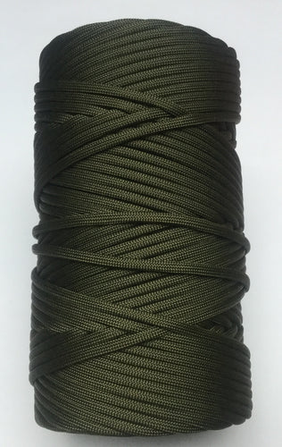 OLIVE DRAB AMERICAN 550 PARACORD 300 FEET ROLL