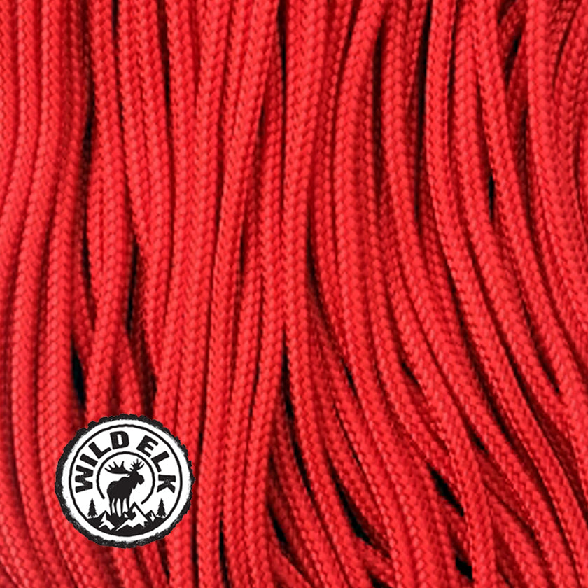 IMPERIAL RED TYPE I PARACORD