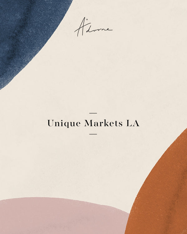Unique Market Spring 2019