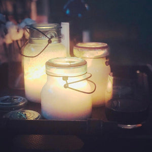Holiday Candles, Mason Jar, Unique Gifts For Women