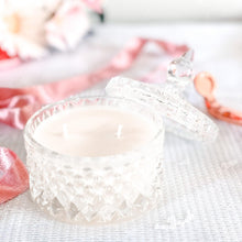 Handmade Soy Candle in Vintage Inspired Jar - RetroWix