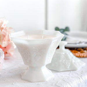 Scented Candles, Milk Glass, Best Friend Gifts, Farmhouse Decor