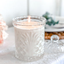 Scented Candles, Vintage Glass, Unique Thank You Gifts, Gift For Mom