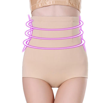90a181e663b Women Postpartum Abdomen Panties with Tummy Control