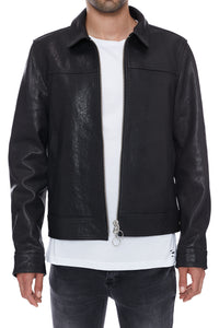 Rockaway Beach Leather Jacket