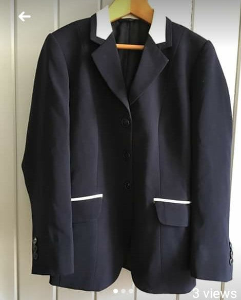 Child's Navy Jacket