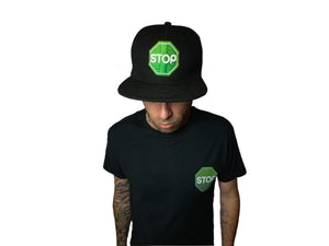 T-Shirt NOT INCLUDED IN HAT Purchase