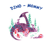 Dino Mommy - Women's T-shirt