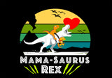 Mama Saurus Rex Long Sleeve