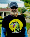 Floss-O-Raptor Adult Tee