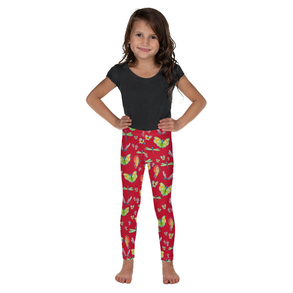 Butterflies and Dragonflies - Youth Leggings