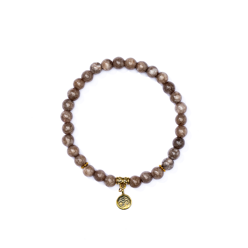 I am Calm Mala Bracelet - Luna & Soul Sustainable Yoga Wear Melbourne