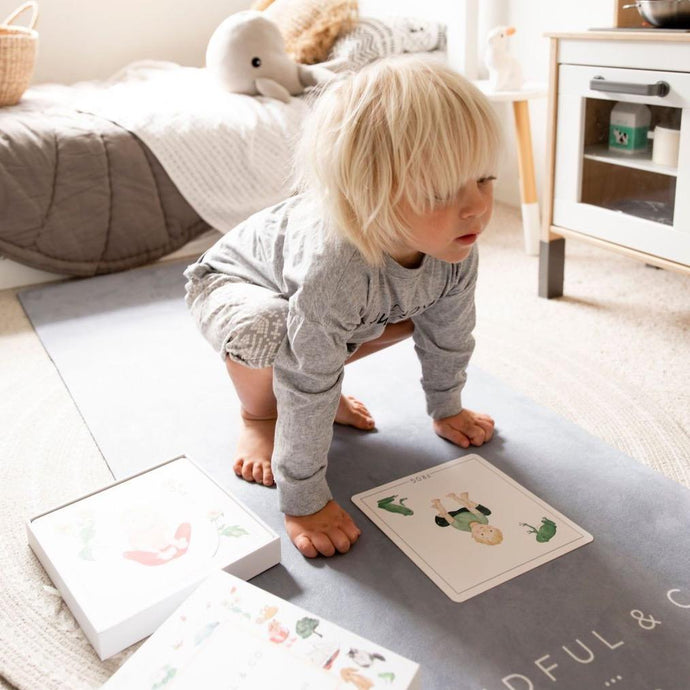Eco-Friendly Kids Yoga Mat - Luna & Soul Sustainable Yoga & Activewear