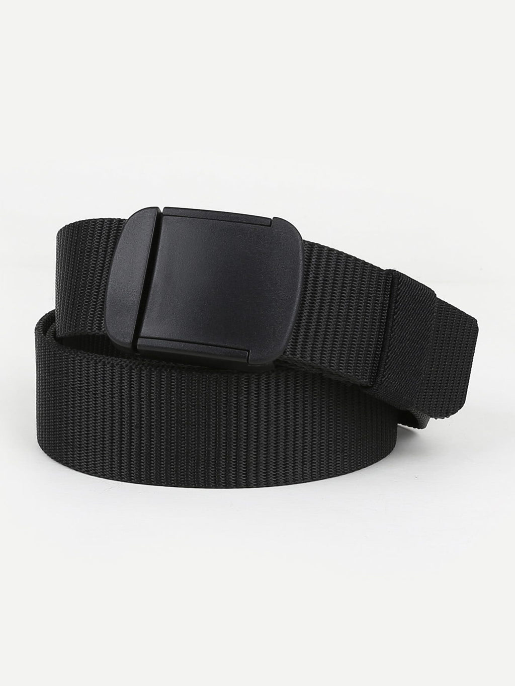 Men Plain Belt