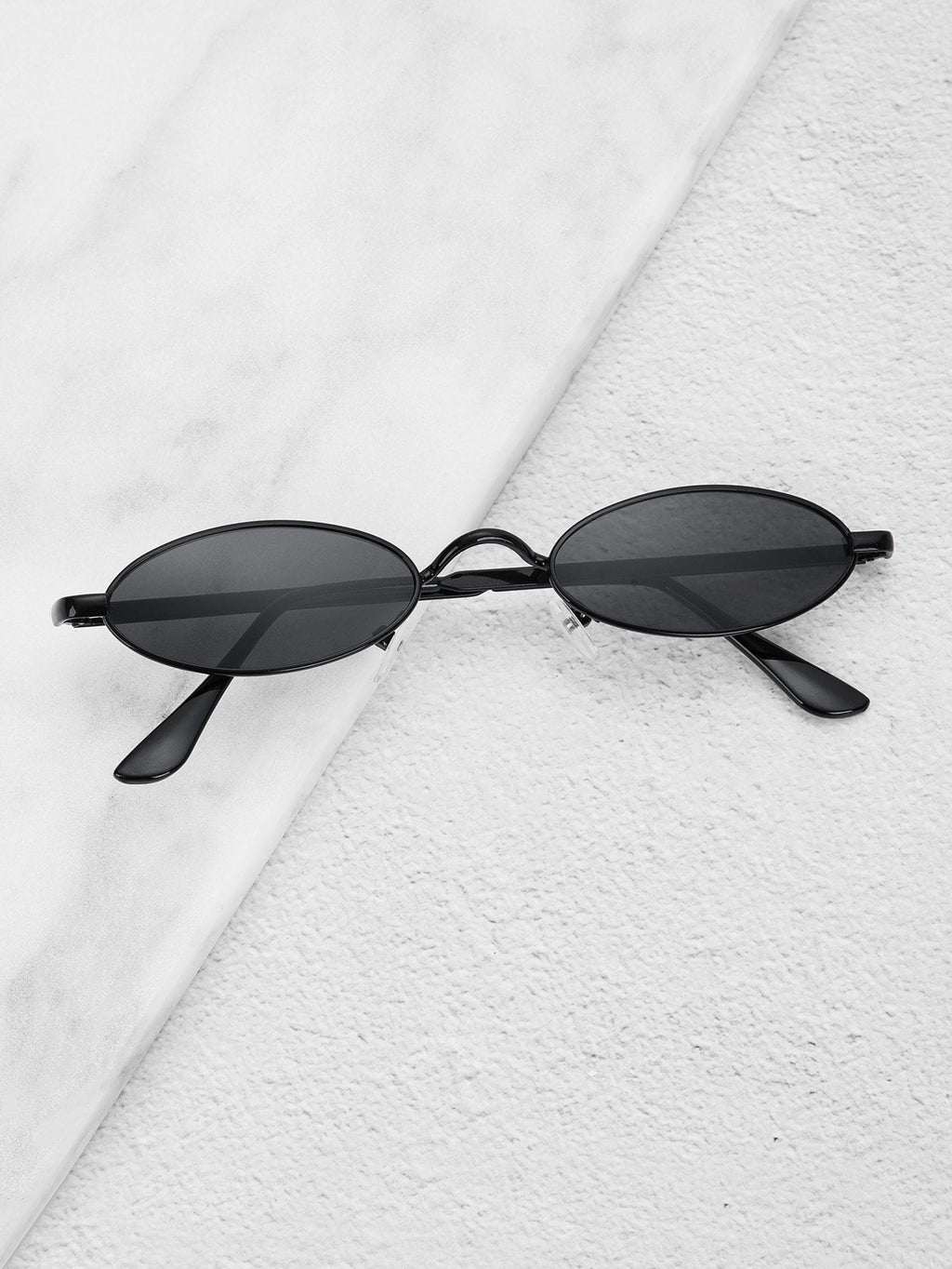 Oval Lenses Sunglasses