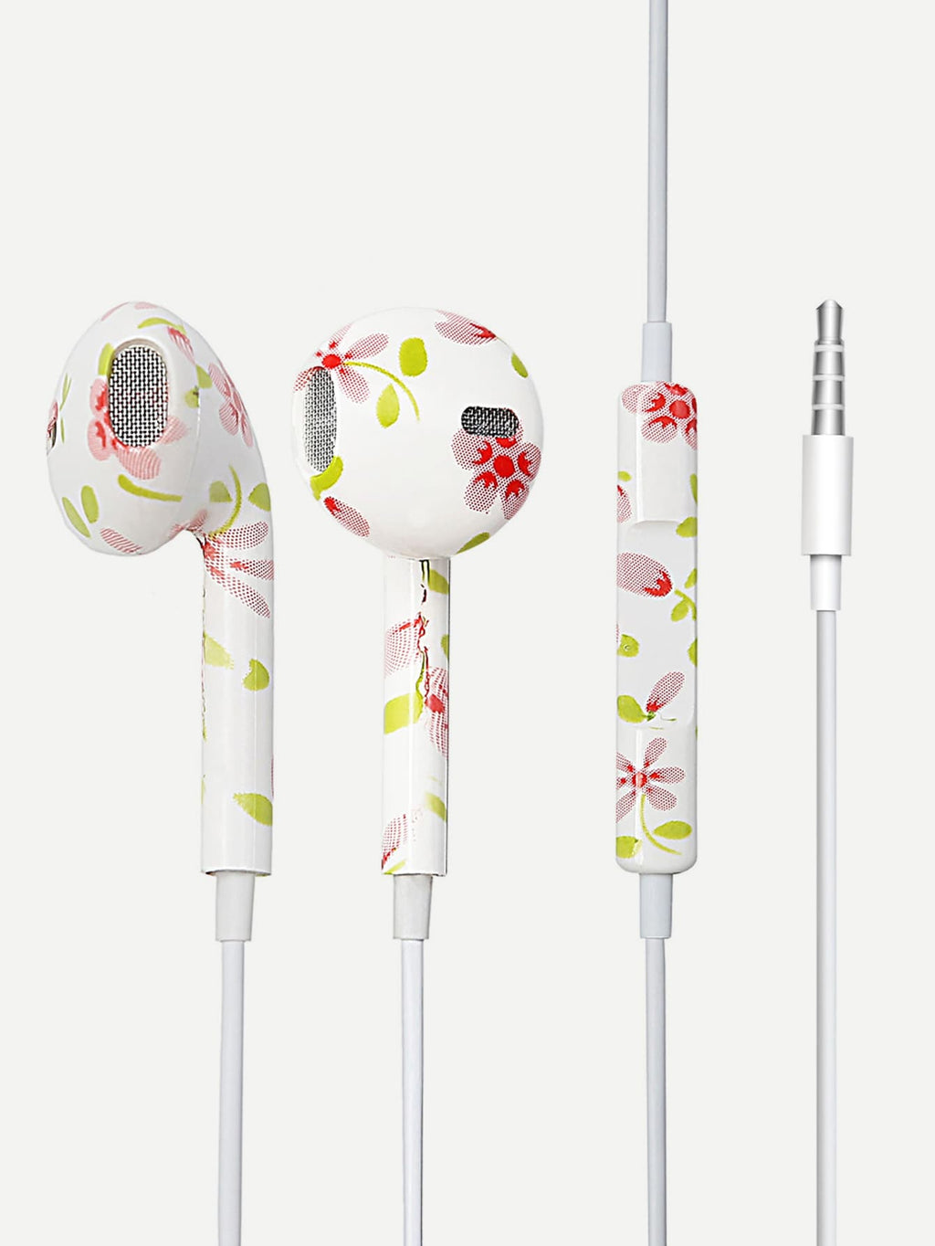 Calico Print Ear Pods With Box