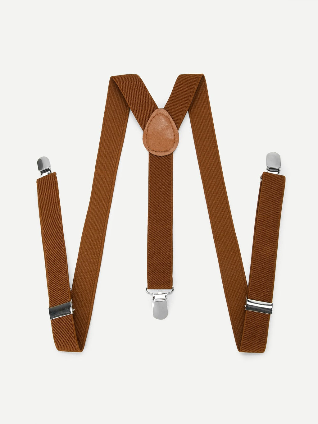 Men Plain Suspenders