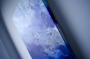 Abstract Artwork. Fluid Painting, Bedroom Decor, Wall Art, Canvas Painting,