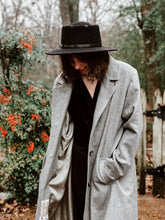 Vintage local peacoat