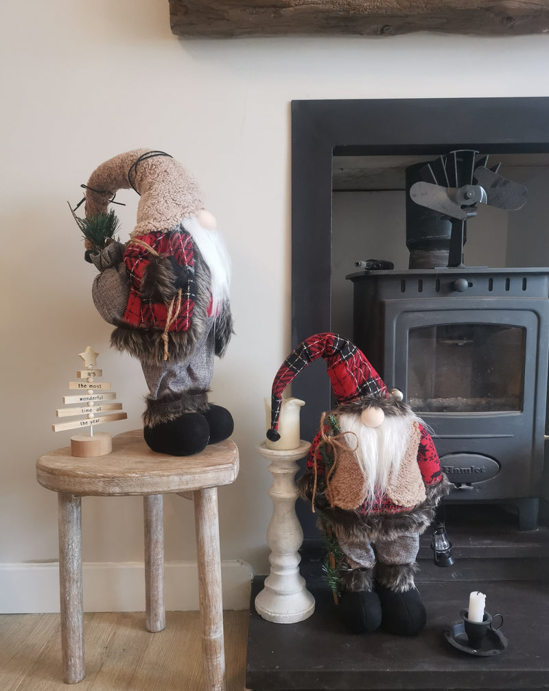Father Christmas Decor - TBI