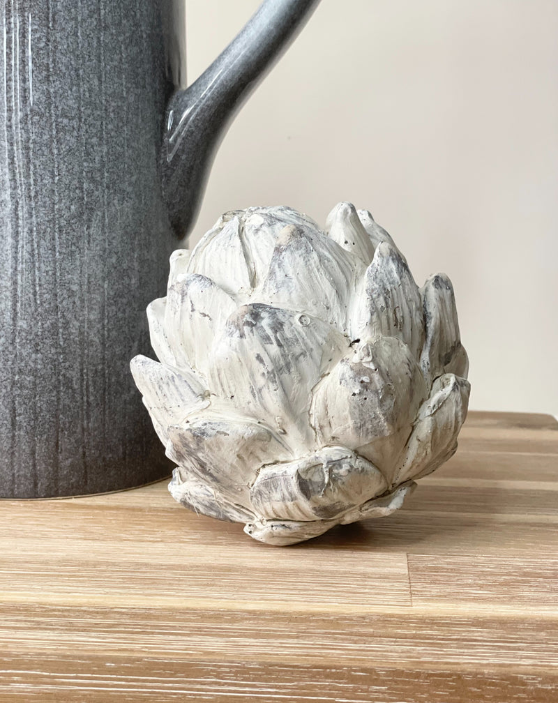 Decorative Stone Artichoke - TBI
