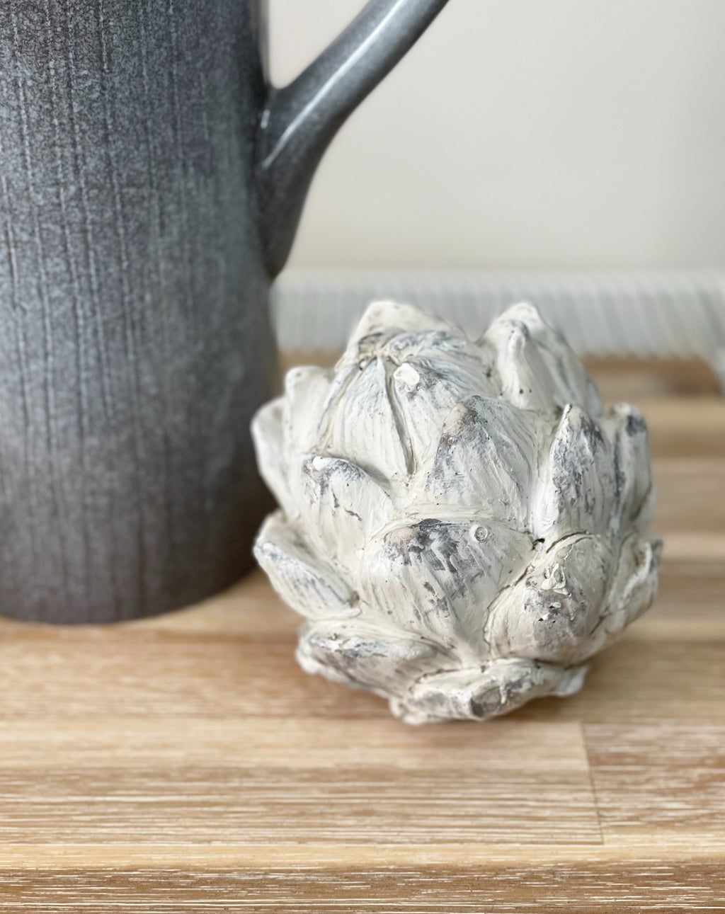 Grey Natural Artichoke - TBI