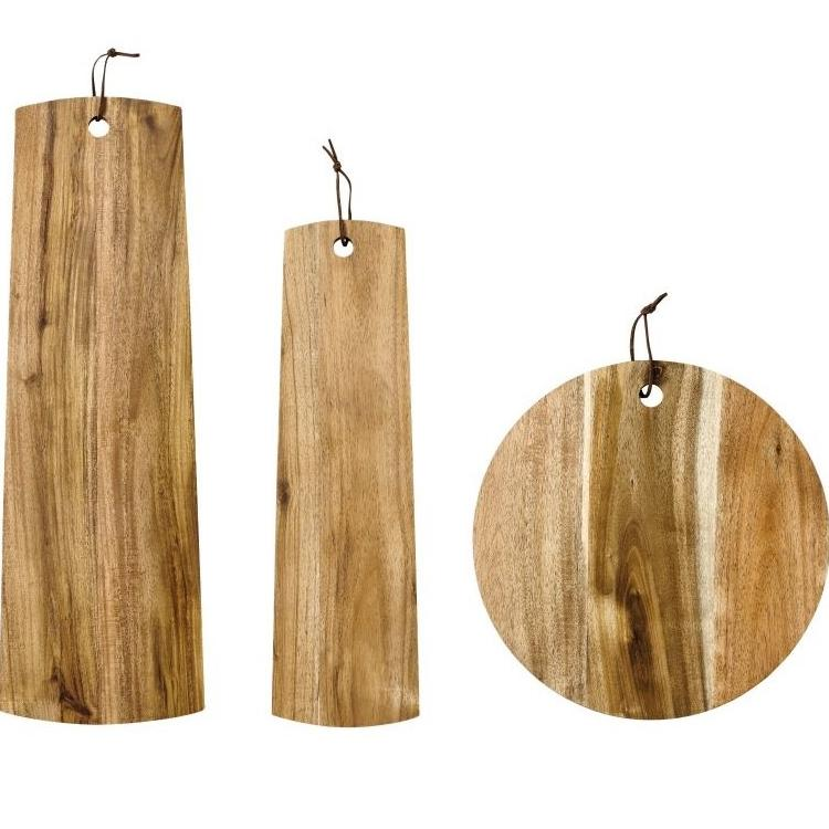 Acacia Wood Serving Boards | TBI