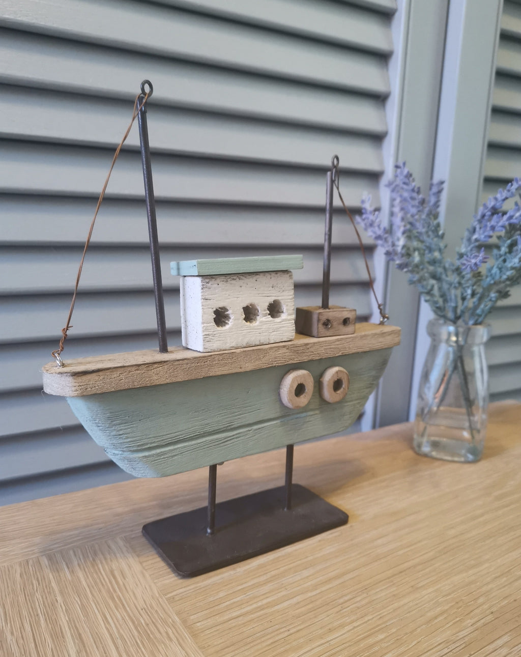Small Fisherman's Boat - TBI