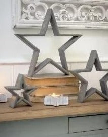 Decorative 3 Stars - The Burrow Interiors