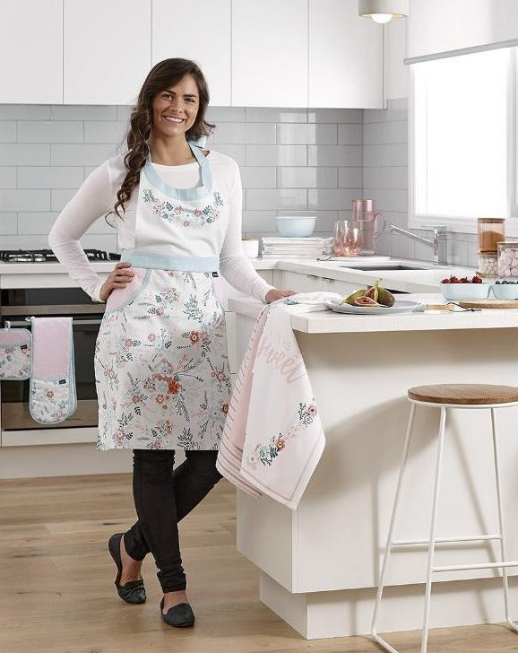 Floral Pink Kitchen Accessories | TBI