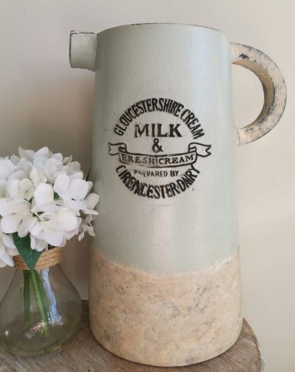 Gloucestershire Cream Milk Jug - TBI