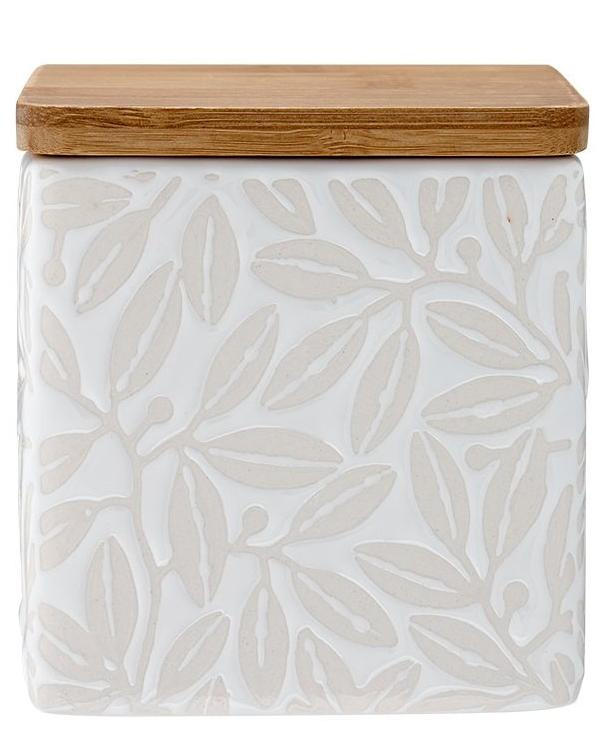 Decorative Ceramic Storage Cannister | TBI