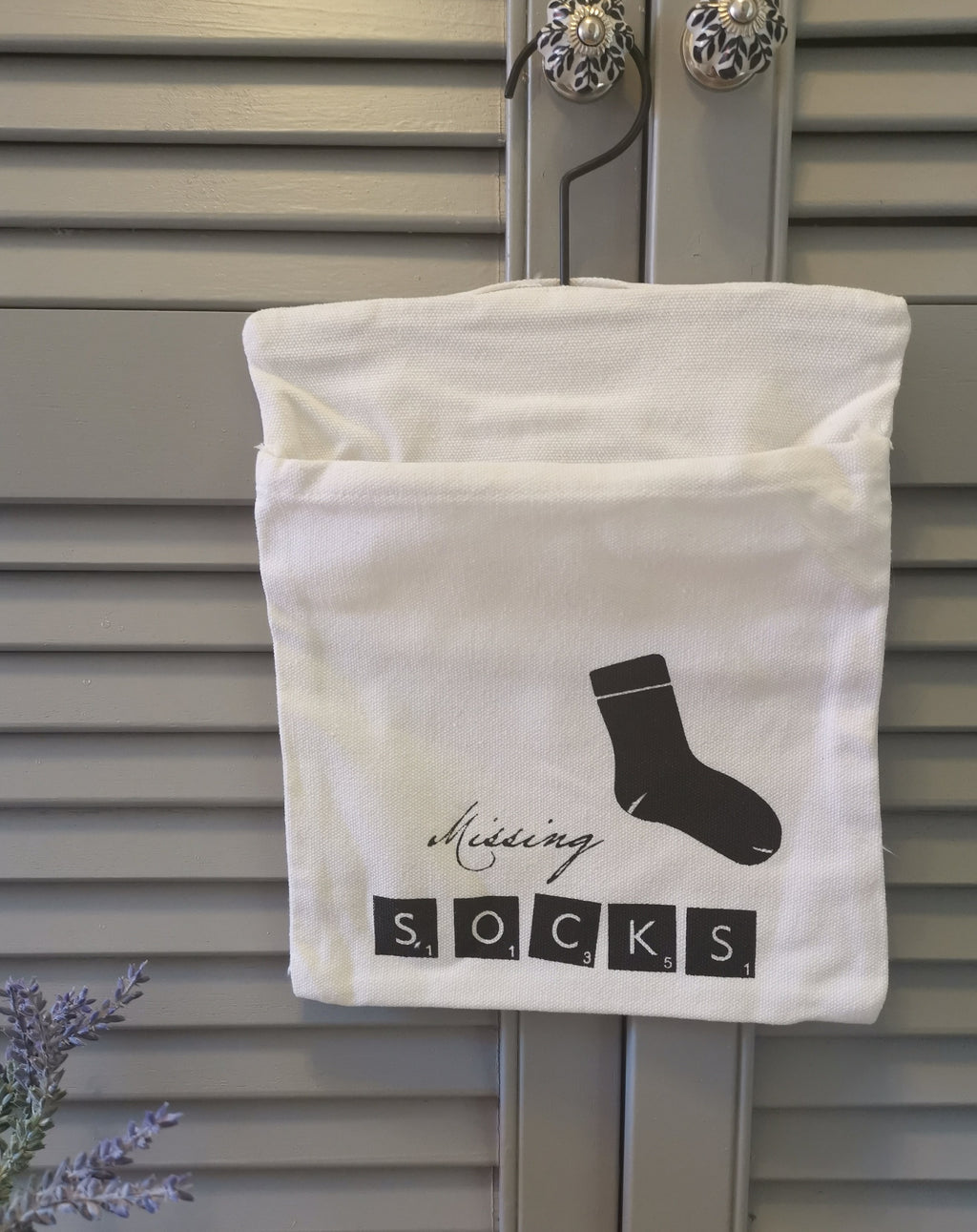 Missing Socks Bag - TBI