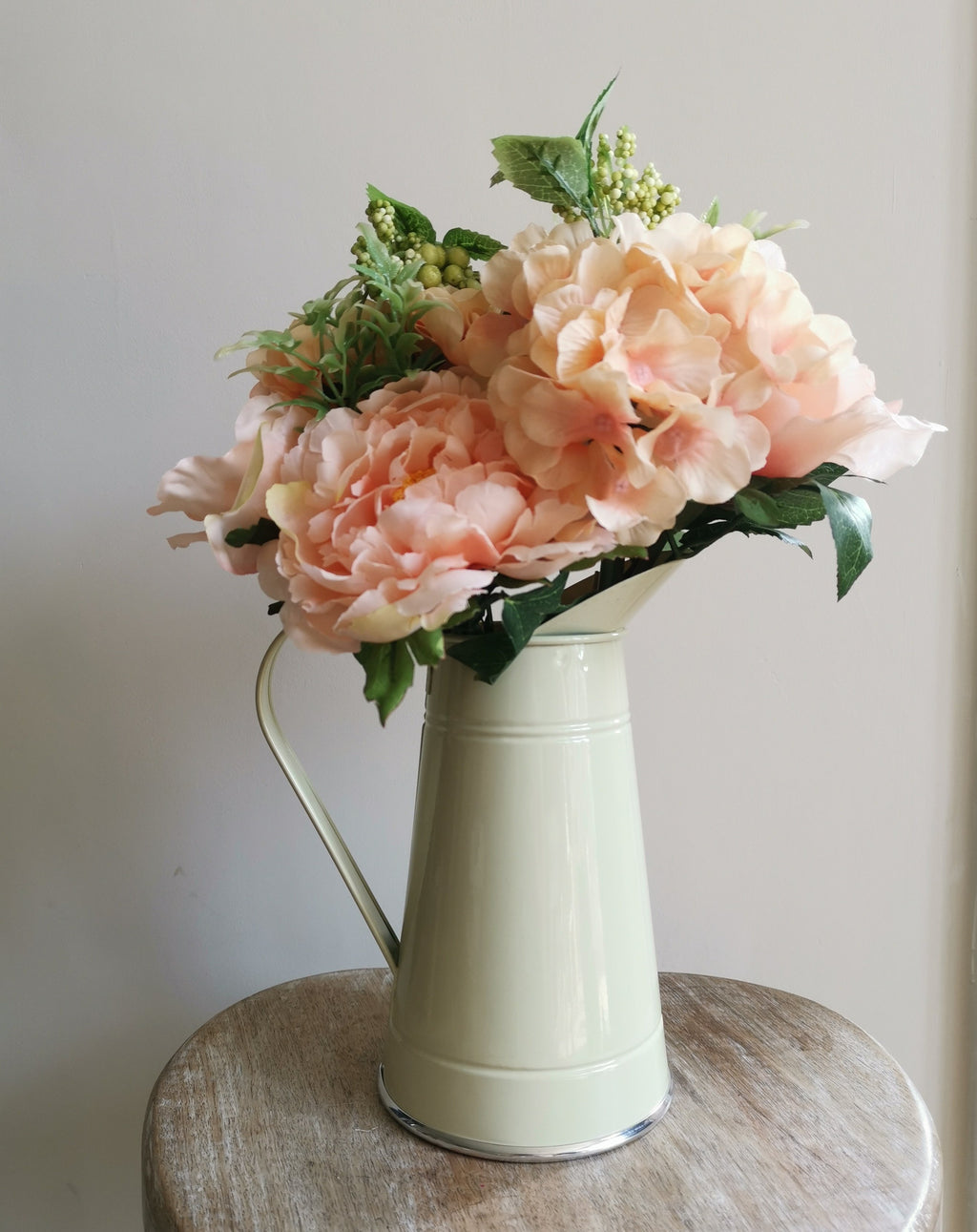 Rose and Peony Artificial Flowers - TBI
