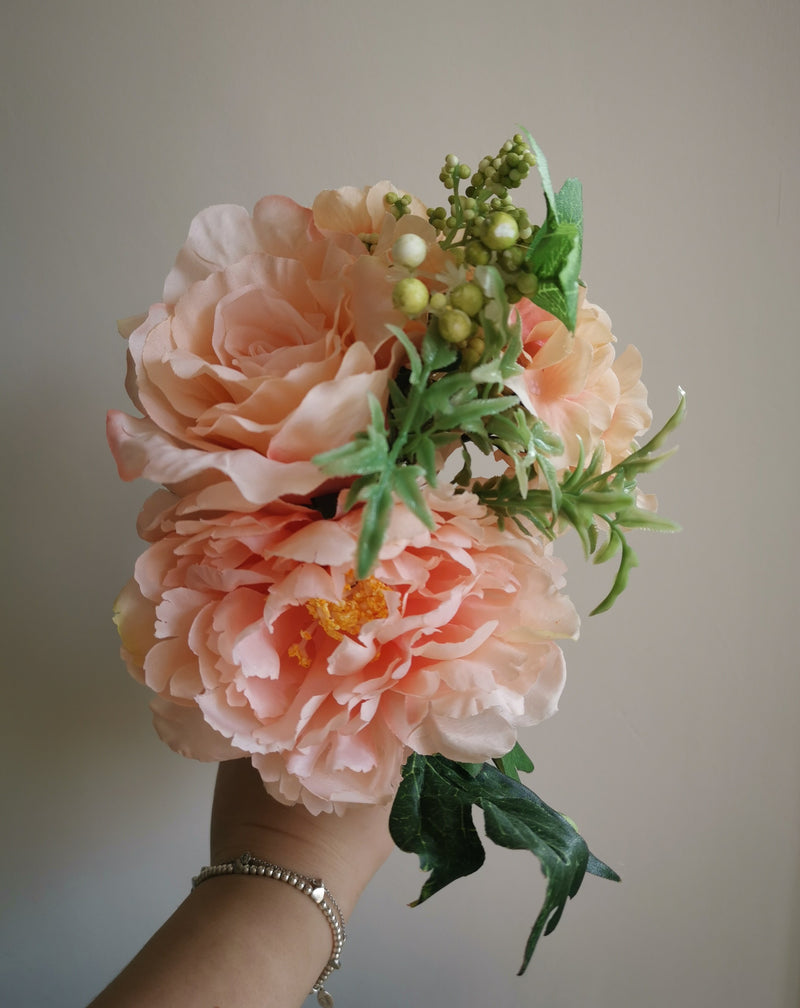 Champagne Rose and Peony Bundle - TBI
