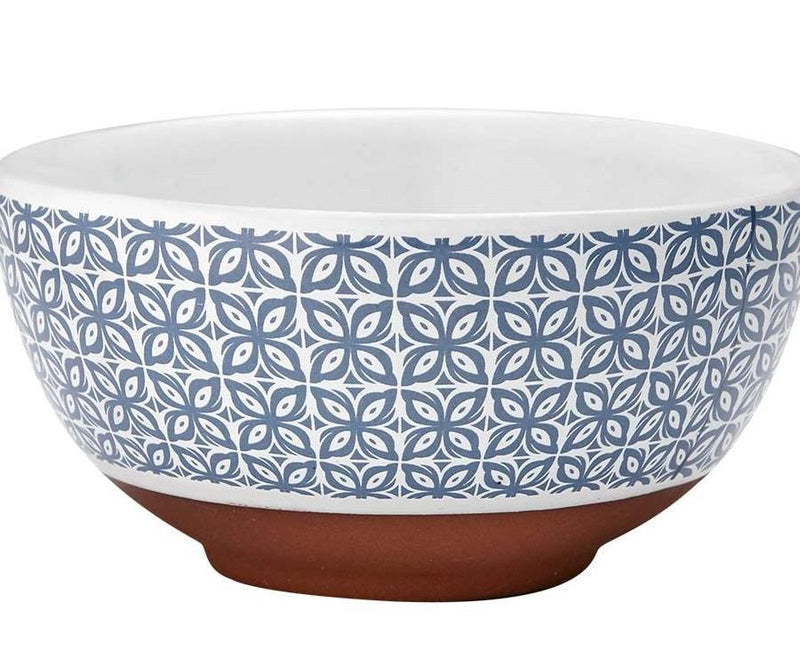 Blue Patterned Assorted Tapas Bowls | TBI