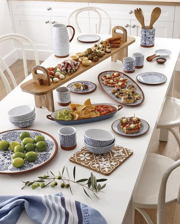 Blue Print Tapas Collection | TBI