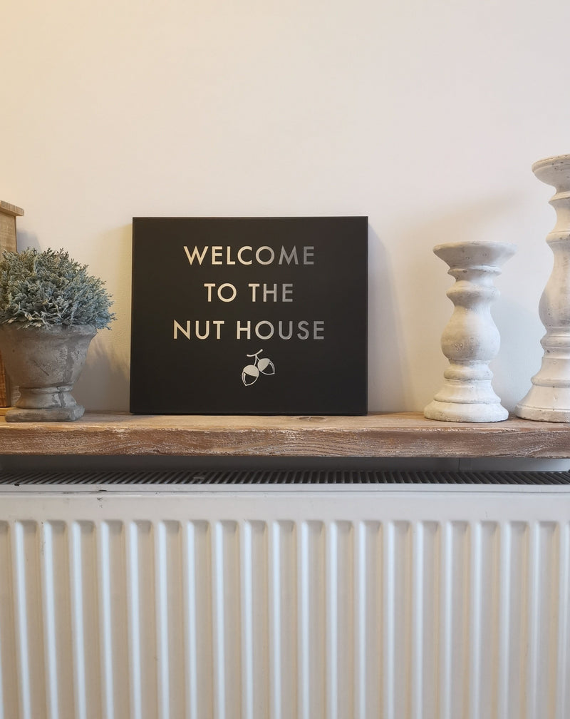 Welcome to the Nut House - TBI