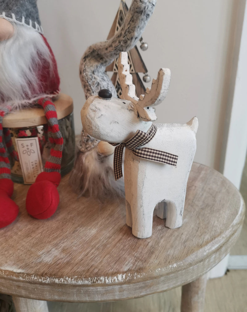 White Reindeer Accessory - TBI