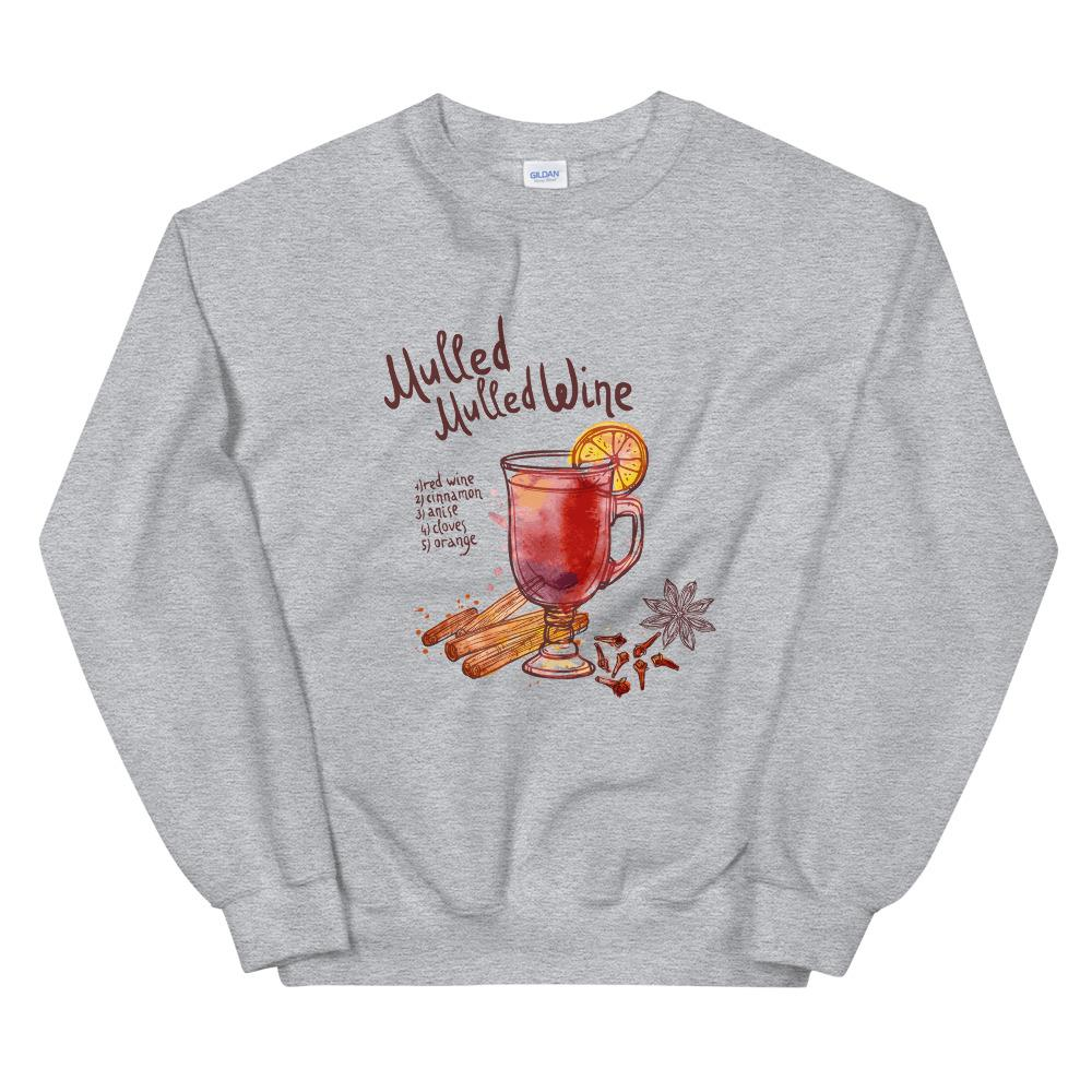 Jumpers & Sweatshirts - Mulled Mulled Wine