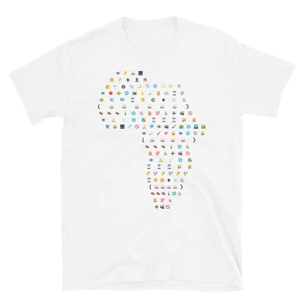 T-Shirt - Africa Emoji Lyrics