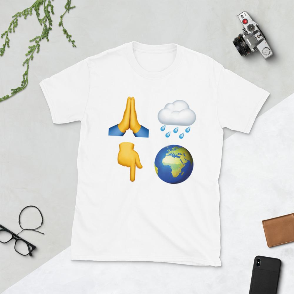 T-Shirt - I Bless The Emojis Down In Africa